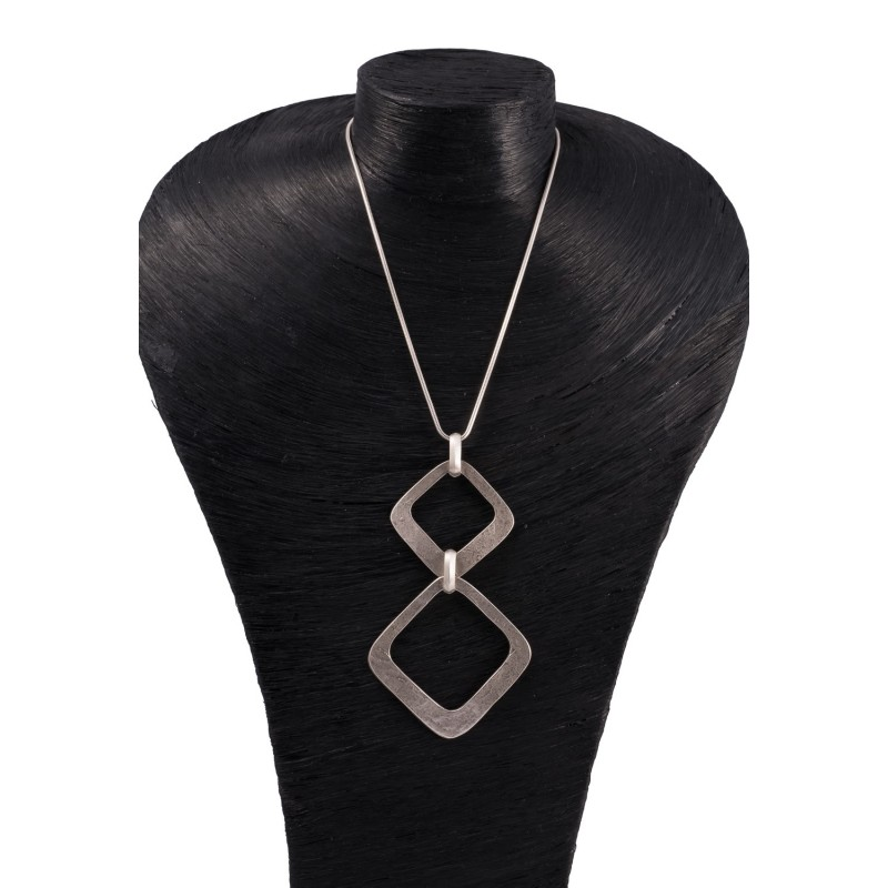 Collier Serpent 8 Angles
