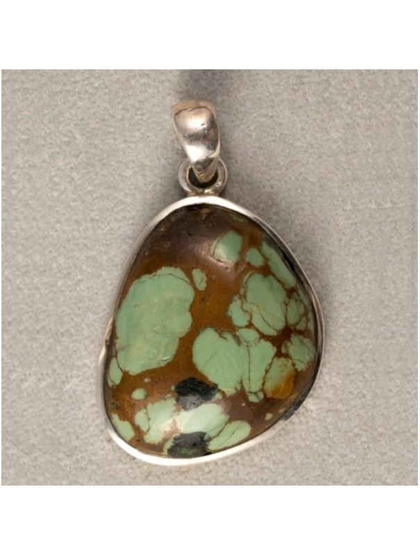 Turquoise Pendant (no chains)