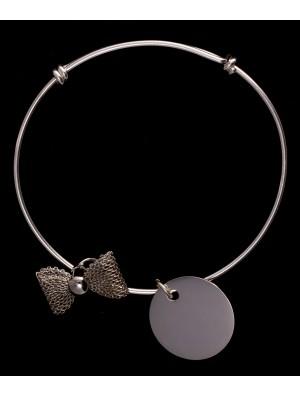 Bracelet ajustable METAL&SENS
