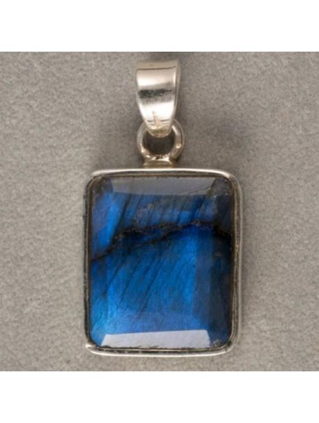 Labradorite Pendant (no chains) - METAL&GEMMES