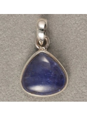 Tanzanite Pendant (no chains) - METAL&GEMMES
