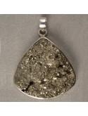 Pendentif Pyrite - Pièces uniques