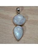 Moon Stone Pendant (no chains)