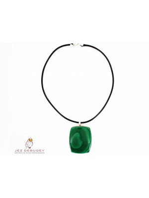 Collier Malachite...