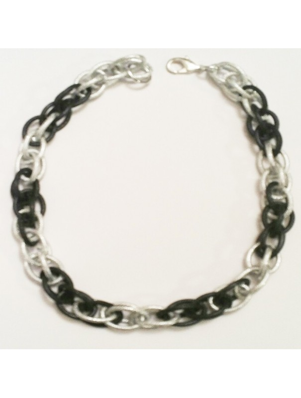 Collier Maille d'hiver