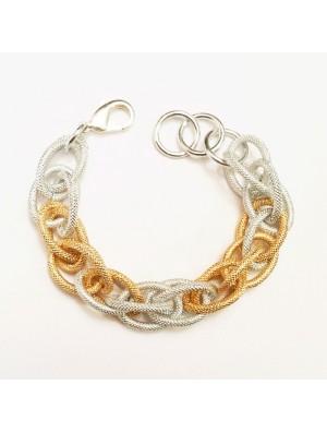 Bracelet Maille d'été...