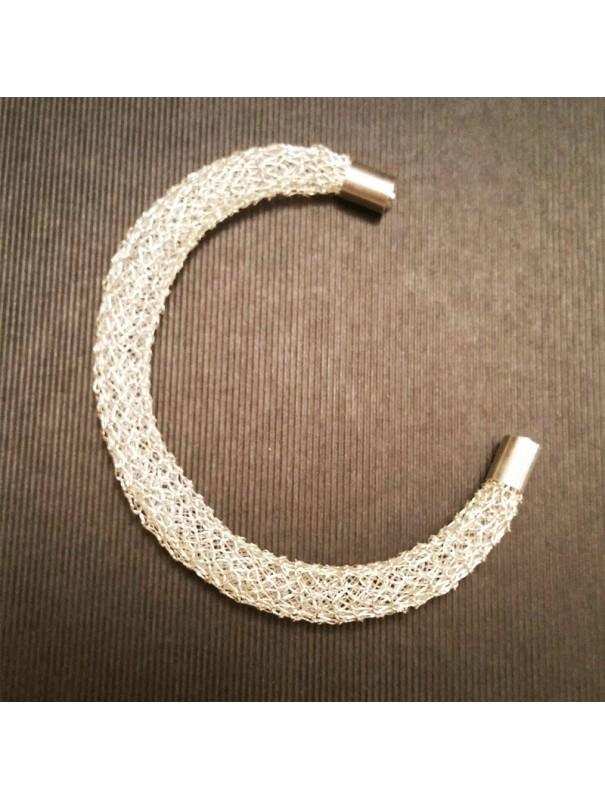 Bracelet Résille -  METAL&SENS