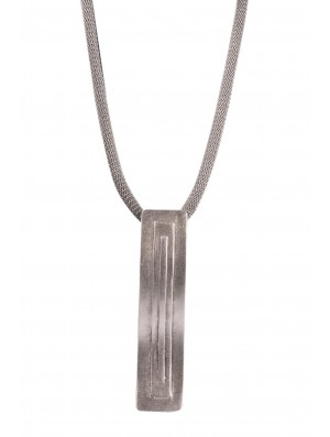 Collier Rectiligne METAL&SENS
