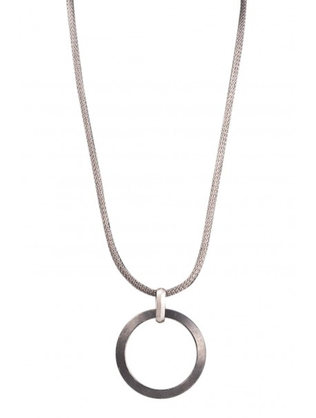 "Collier ""Pure""  Metal&Sens"