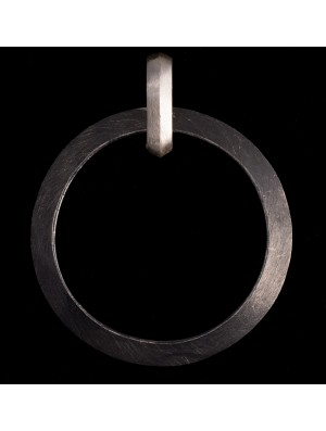 PURE PENDANT – Black - METAL&SENS