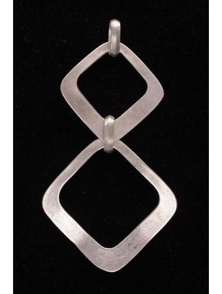 Pendentif 8 Angles - METAL&SENS