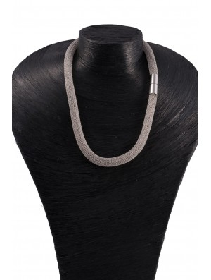 STEEL NECKLACE METAL&SENS